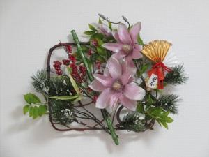 正月装飾③