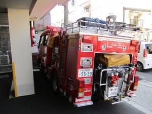 消防訓練③